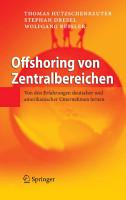 Offshoring von Zentralbereichen PDF