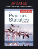 Updated Version of The Practice of Statistics for the APA Course