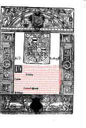 Historia de las cosas q hã passado en Italia desdel anno 1521 hasta el anno 30