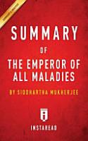 Summary of The Emperor of All Maladies PDF