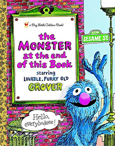 Download The Monster at the End of this Book Book