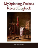 My Spinning Projects Record Logbook PDF
