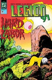 L.E.G.I.O.N. (1989-) #28