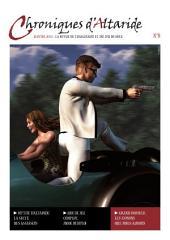 Chroniques d'Altaride n°008 Janvier 2013: L'Espionnage