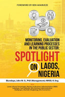 Monitoring, Evaluation and Learning Processes in the Public Sector