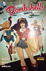 DC Comics: Bombshells Vol. 2: Allies