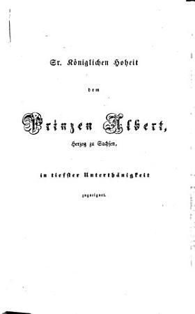 Handbuch der Geographie  Statistik und Topographie des K  nigreiches Sachsen PDF