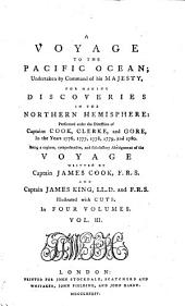 A Voyage to the Pacific Ocean: Volume 3