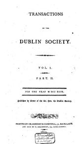 Transactions of the Dublin Society for the Year ....: Volume 2