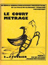 Catalogue Clermont FilmFest81