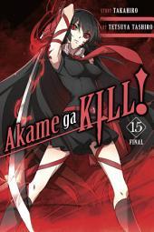 Akame ga KILL!: Volume 15