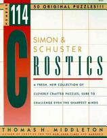 Simon and Schuster Crostics PDF