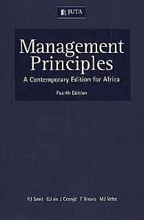 Management Principles Book