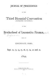 Proceedings: Volume 16, Part 1892