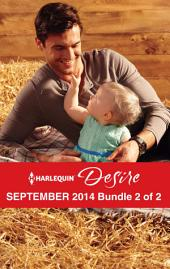 Harlequin Desire September 2014 - Bundle 2 of 2: Heir to Scandal\Single Man Meets Single Mom\Matched to Her Rival