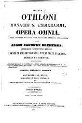 Patrologiae latina cursus completus ... series secunda: Volume 146