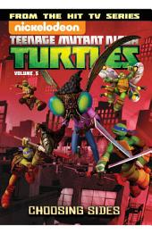 Teenage Mutant Ninja Turtles: New Animated Adventures, Vol. 5