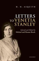 H H Asquith Letters To Venetia Stanley Book PDF