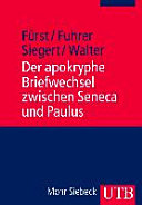Der apokryphe Briefwechsel zwischen Seneca und Paulus PDF