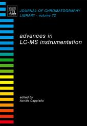 Advances in LC-MS Instrumentation
