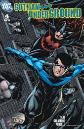 Gotham Underground (2007-) #4