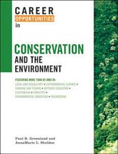 Career Opportunities in Conservation and the Environment PDF