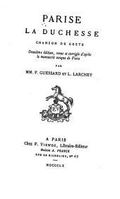 Les anciens poètes de la France: Volume6