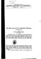 Die Taenia nana und ihre medicinische Bedeutung PDF