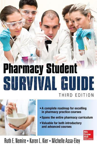 Pharmacy Student Survival Guide  3E PDF