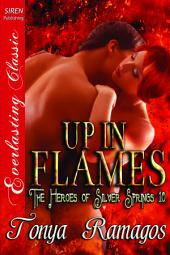 Up in Flames [The Heroes of Silver Springs 10]