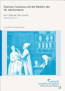 Giacomo Casanova und die Medizin des 18  Jahrhunderts PDF