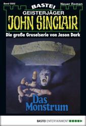 John Sinclair - Folge 0582: Das Monstrum