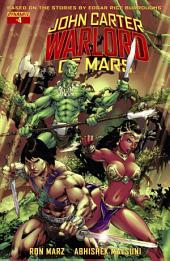 John Carter: Warlord of Mars #4