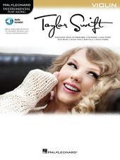 Taylor Swift for Violin: for Violin