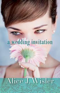 Wedding Invitation  A Book