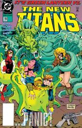 The New Titans (1984-) #116