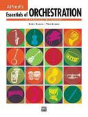 Essentials of Orchestration Book