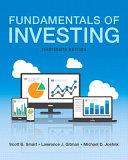 Fundamentals of Investing