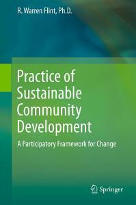 Practice of Sustainable Community Development PDF
