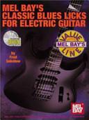 Classic Blues Licks for Electric Guitar PDF