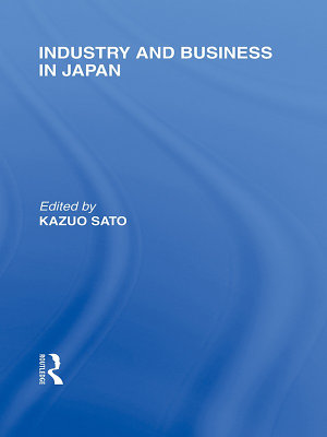 Industry and Business in Japan