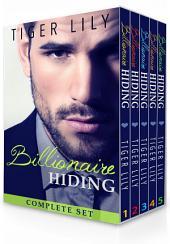 Billionaire Hiding - Complete Box Set