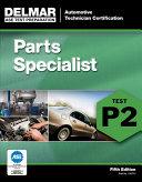 ASE Test Preparation - P2 Parts Specialist