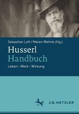 Husserl Handbuch PDF
