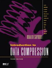 Introduction to Data Compression: Edition 3