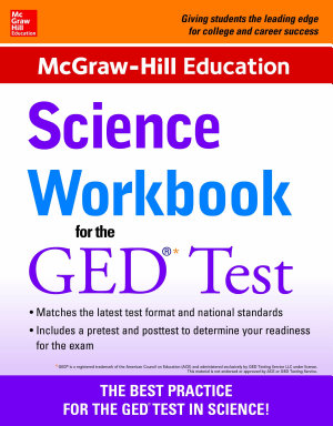 McGraw Hill Education Science Workbook for the GED Test PDF