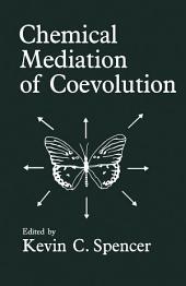 Chemical Mediation of Coevolution