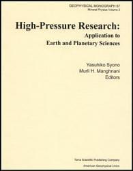 High Pressure Research Book PDF