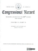 Congressional Record  V  151  Pt  16  September 26 to October 6  2005 PDF
