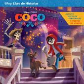 Coco Read-Along Storybook: Spanish edition